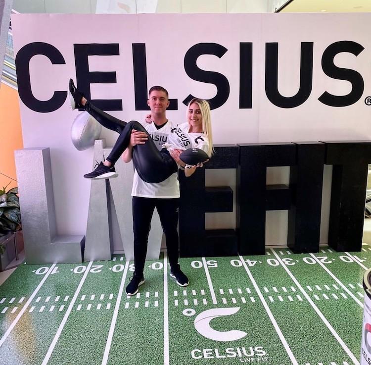 Celsius Ambassador 10