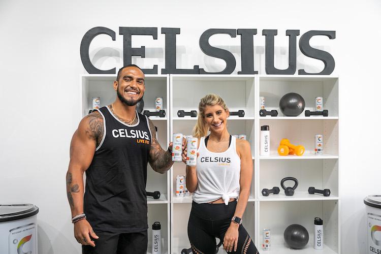 Celsius Ambassador 4
