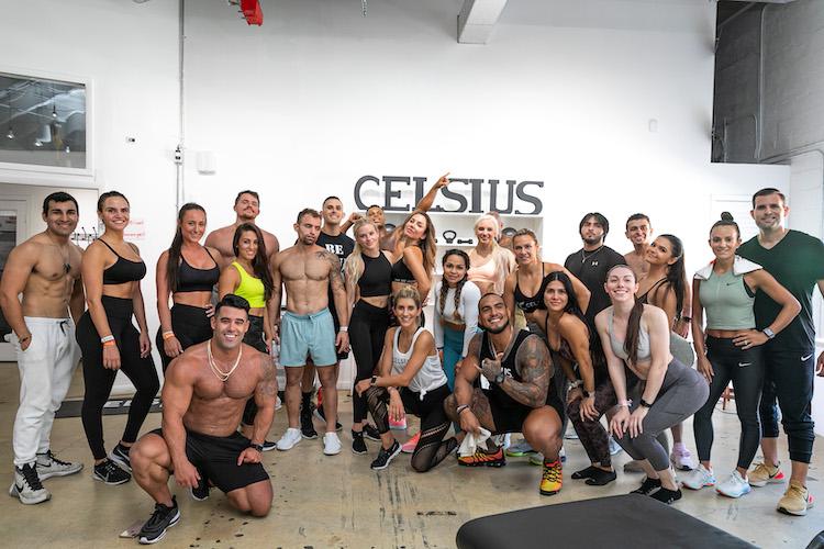 Celsius Ambassador 6