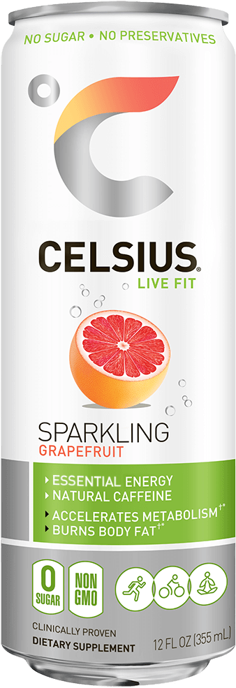 CELSIUS Product Photo